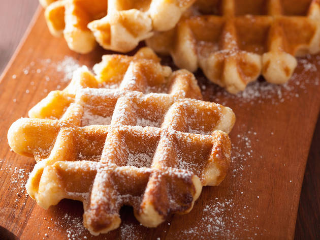 A Belgian waffle shop is coming to Brooklyn!