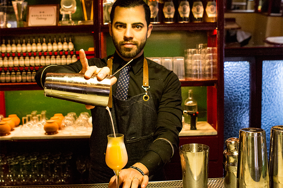 The best cocktail bars in Barcelona