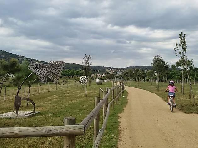 El Parc dels Estanys