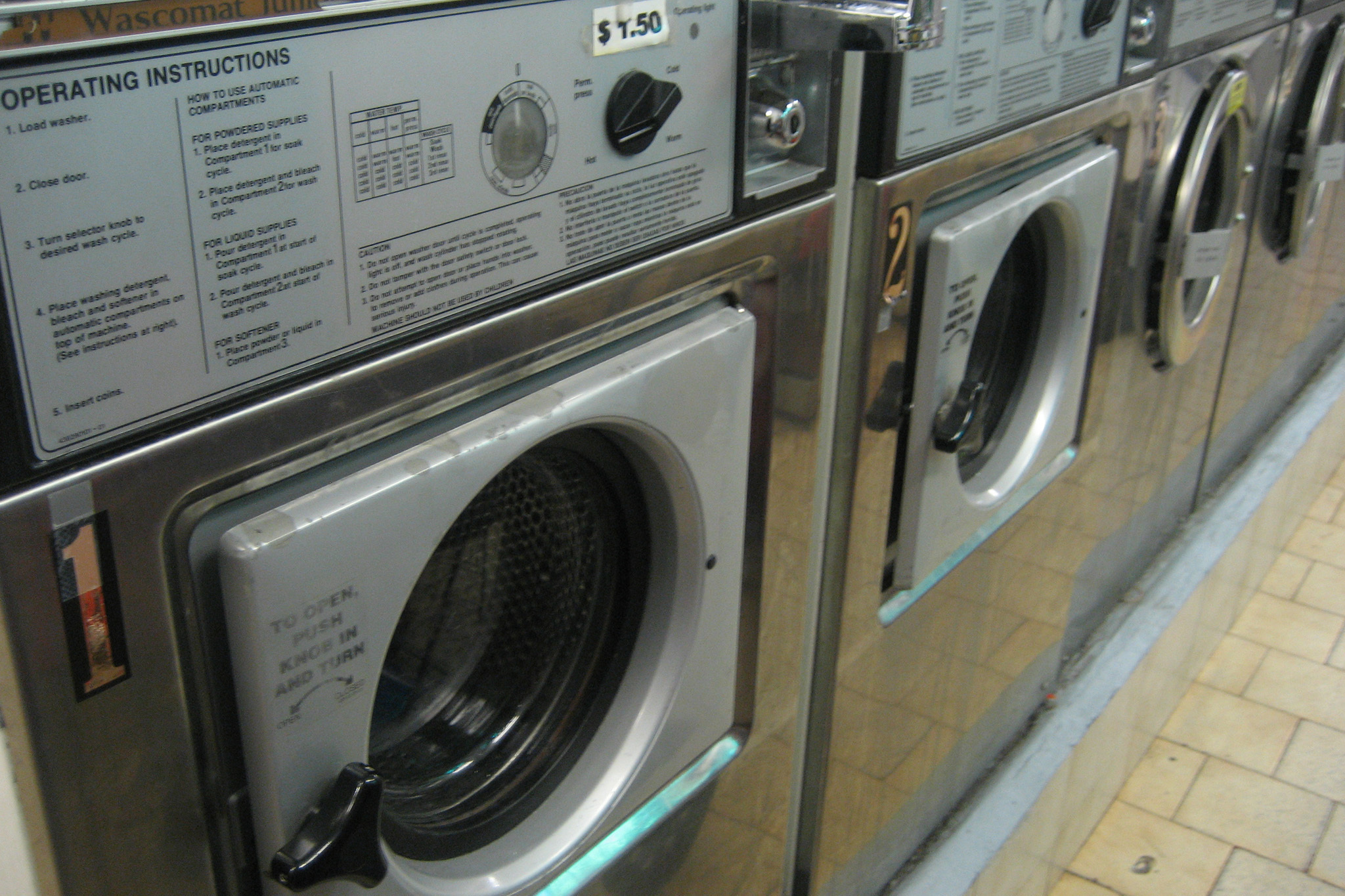 Why is doing laundry in New York always awful?