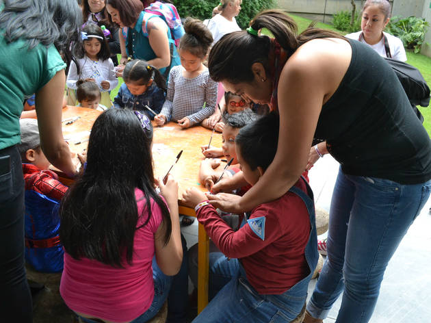 Día del Niño (Foto: Cortesía Secretaría de Cultura)