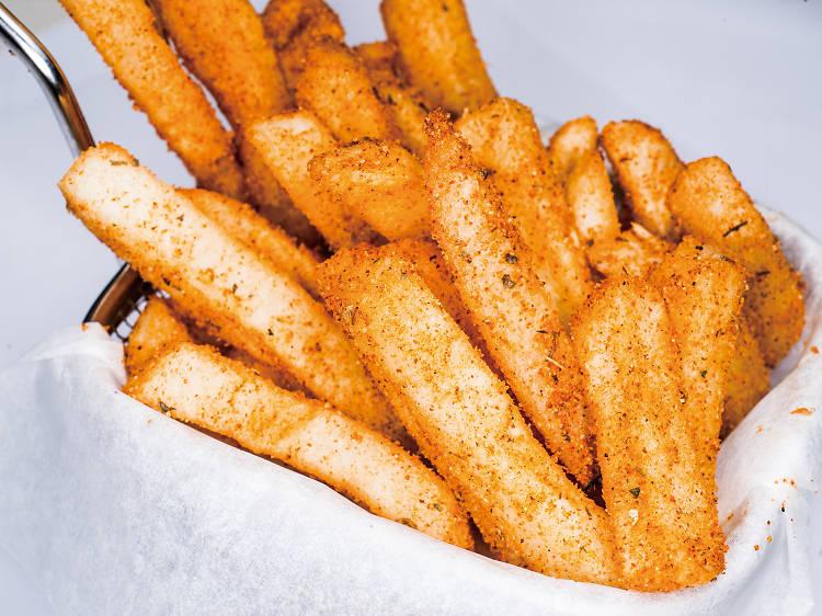 House fries at Pho Bar