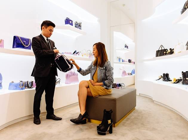 Personal shopping in Singapore