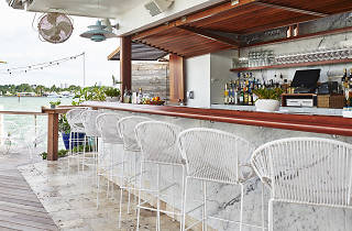The Lido Bayside Grill at the Standard Spa, Miami Beach