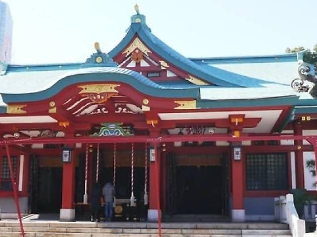 恋愛に効く、東京の神社仏閣10選