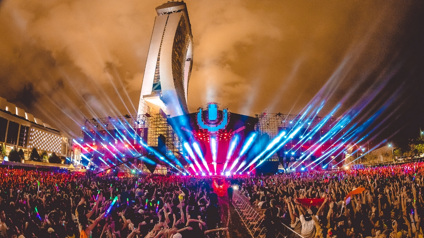 Win a full travel and festival package to Ultra Singapore 2017
