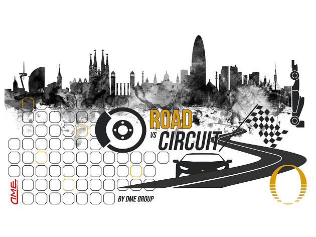 Drive Me Barcelona F1 event