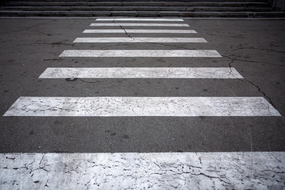 pas de zebra