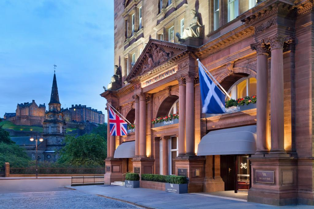 The 20 best hotels in Edinburgh