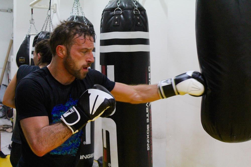 Boxa a Barcelona