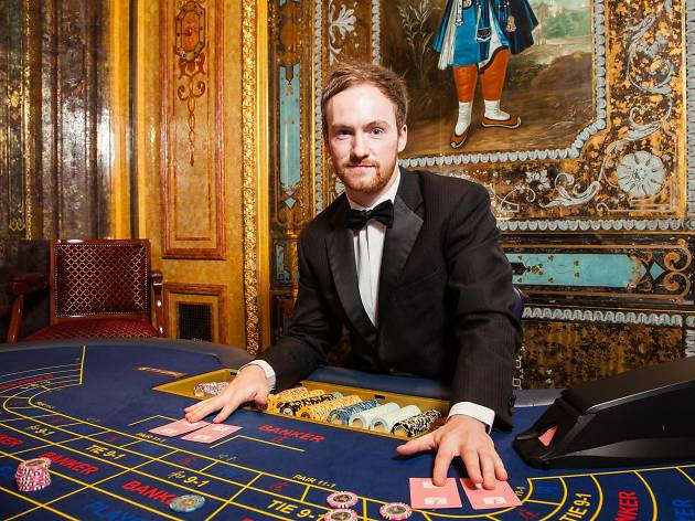 Things you only know if you're a casino croupier