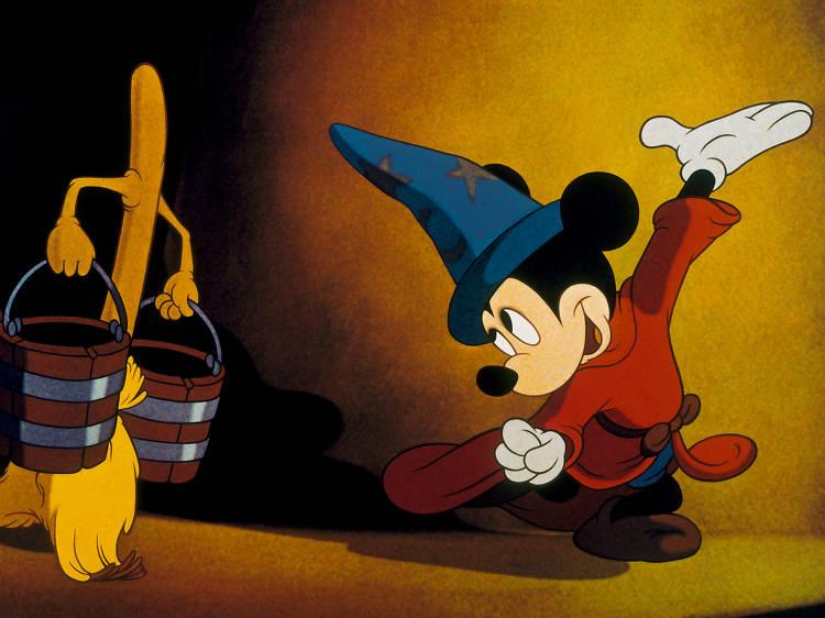 #Graciasmickeymouse Celebremos todos los 90 años de Mickey Mouse