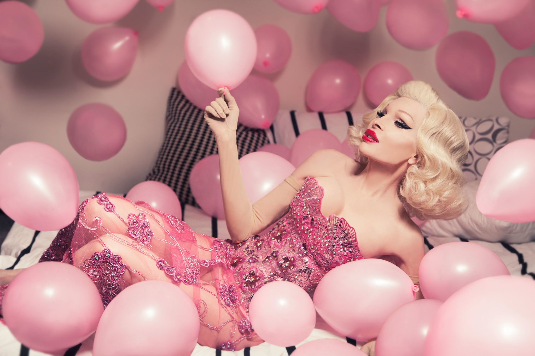 Amanda Lepore talks new book, transgender rights movement and more