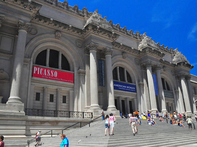The Met may soon start charging a mandatory admission fee