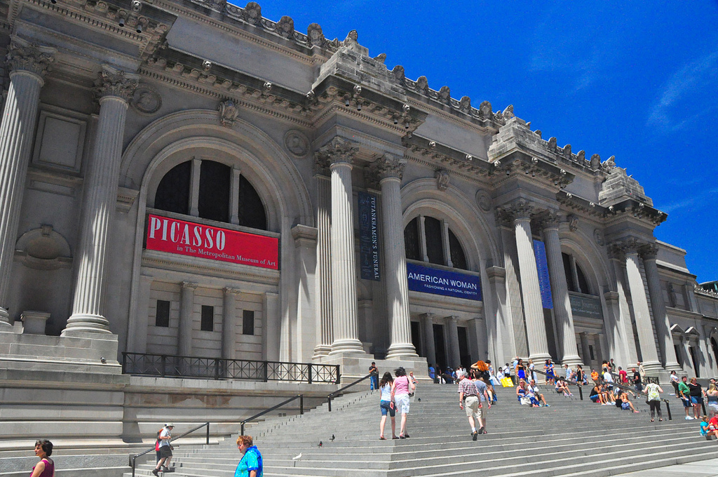 Full guide to the metropolitan museum of art new york ny for Metropolitan mueseum of art