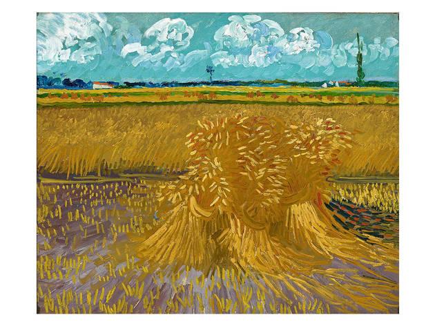 Van Gogh and the Seasons 5 (Courtesy Honolulu Museum of Art, Hawaii)