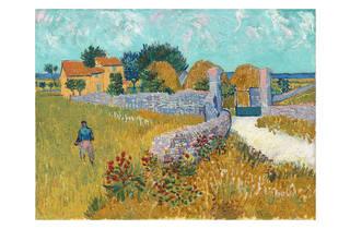 Van Gogh and the Seasons 2 (Courtesy National Gallery of Art, Washington)