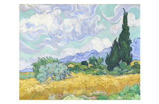 Van Gogh and the Seasons 1 (Courtesy The National Gallery, London)
