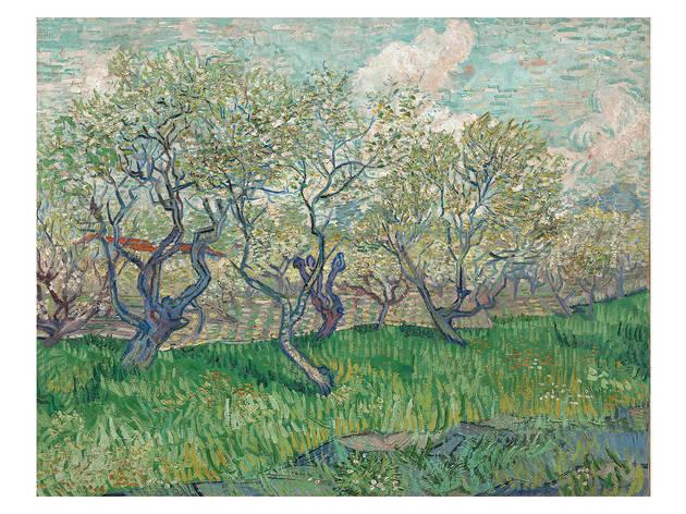 Van Gogh and the Seasons 4 (Courtesy Van Gogh Museum, Amsterdam)