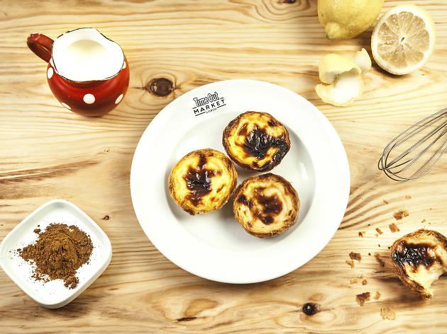 Taste of Portugal: Pastéis de Nata
