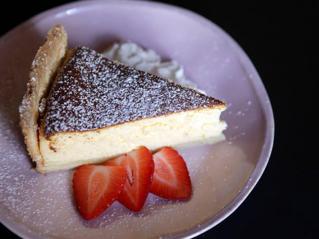 O Corvo - Cheesecake