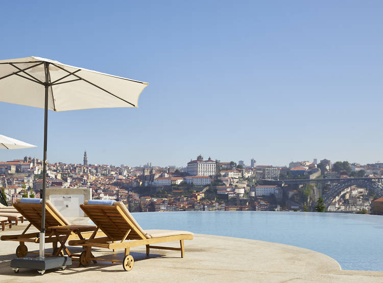 Os melhores hotéis românticos no Porto