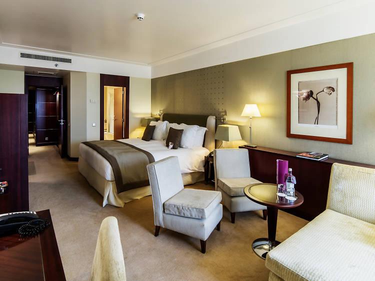 Os melhores hotéis de cinco estrelas no Porto