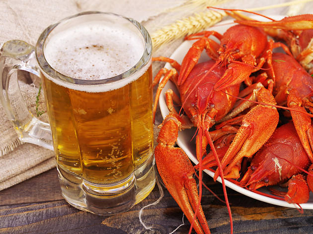 Crawfish Boil and Brew Festival