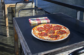 Casa D'Oro - Pizza Diavola