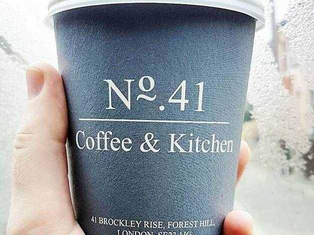 No.41 Coffee & Kitchen