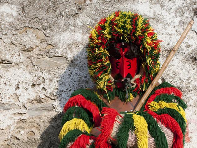 XII Festival Internacional da Máscara Ibérica