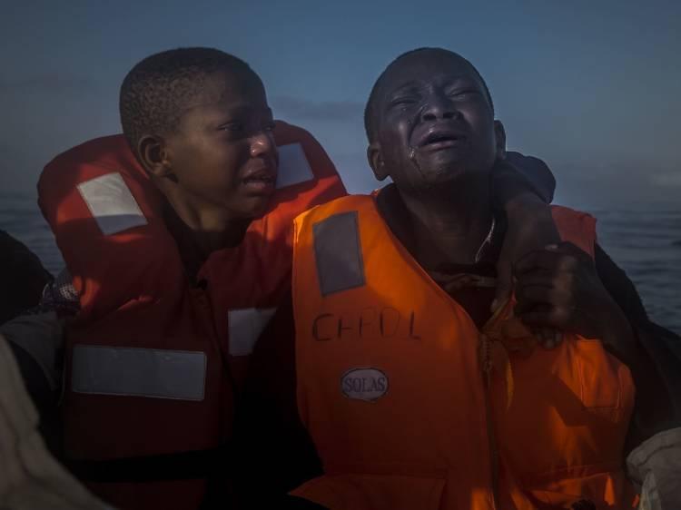 El drama dels refugiats