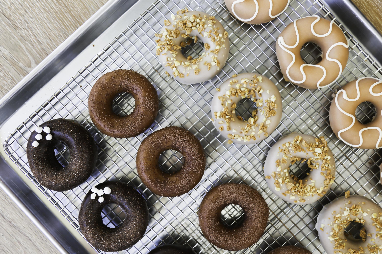 donuts at Du's Donuts