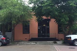 The Garden District House