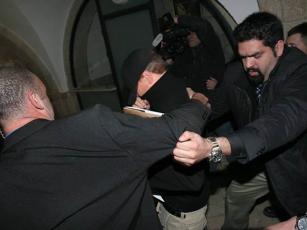Leonardo DiCaprio Visits Israel