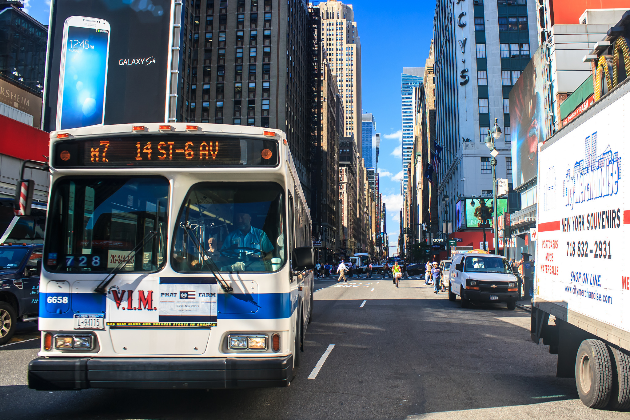 The MTA just bought 200 diesel busses to use during the L train shutdown