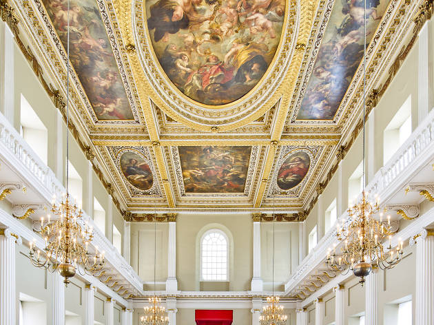 Why you should go to Banqueting House this weekend