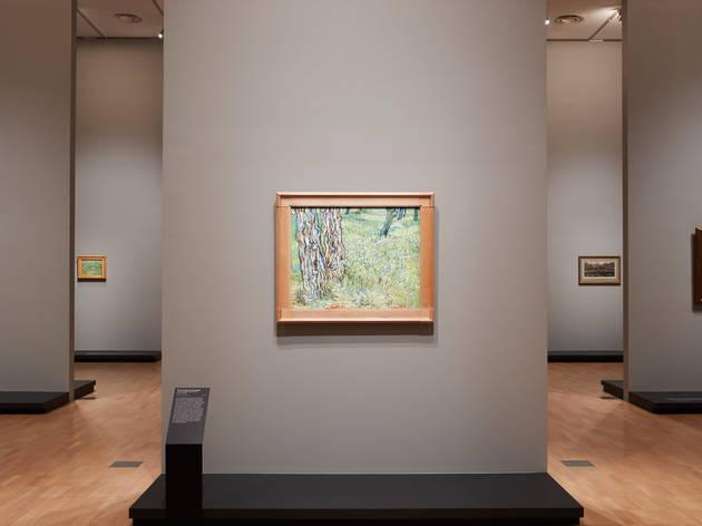 Van Gogh and the Seasons (Photograph: Tom Ross)