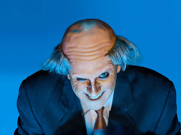 Mr Burns, a Post-Electric Play
