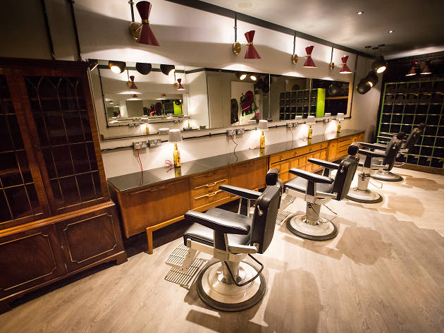 Genco salon, best hairdressers, london