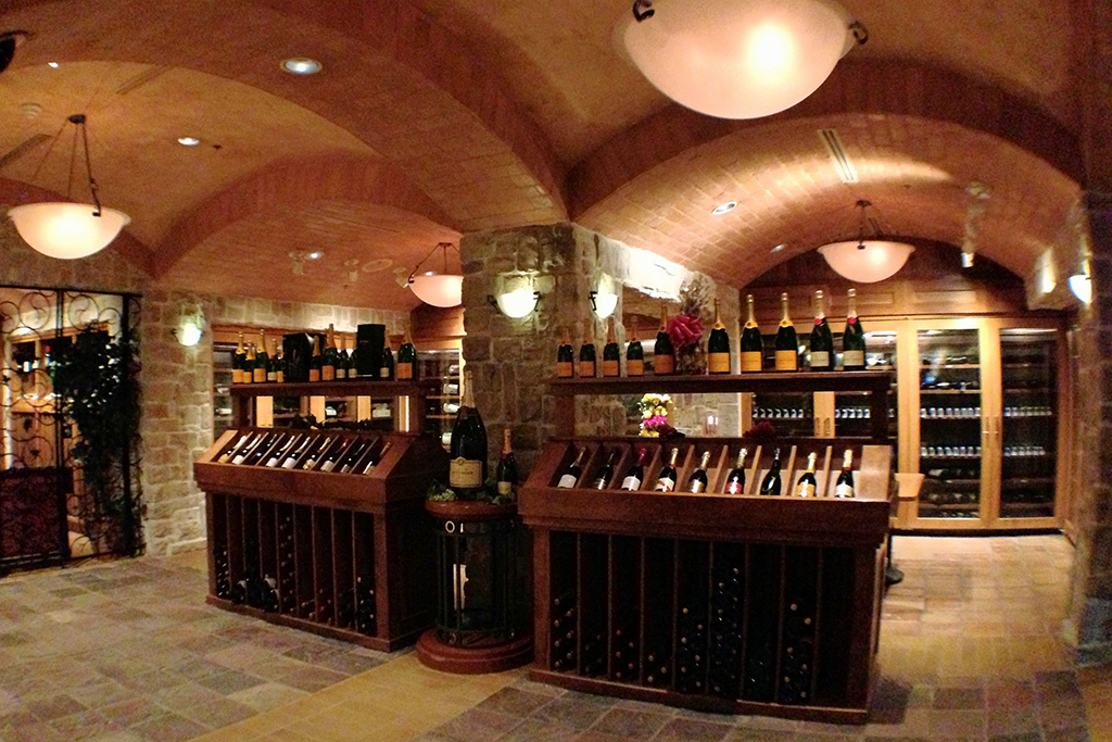 Sip from a $10 million wine collection