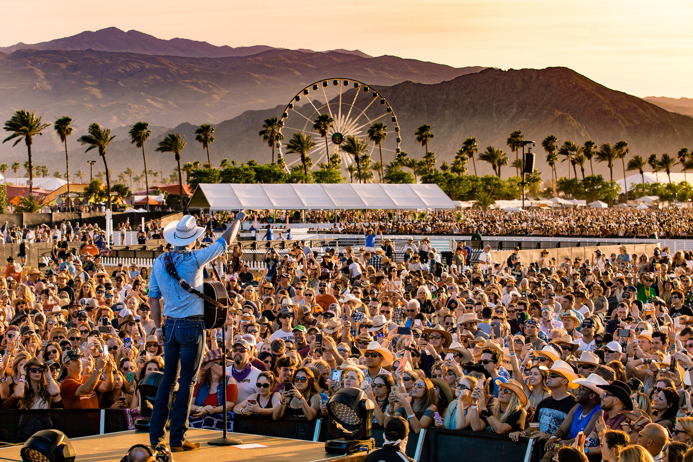 Stagecoach 2020 Lineups Slide Shows And More