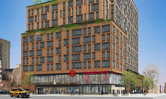 Target's opening four new stores in NYC over the next few years
