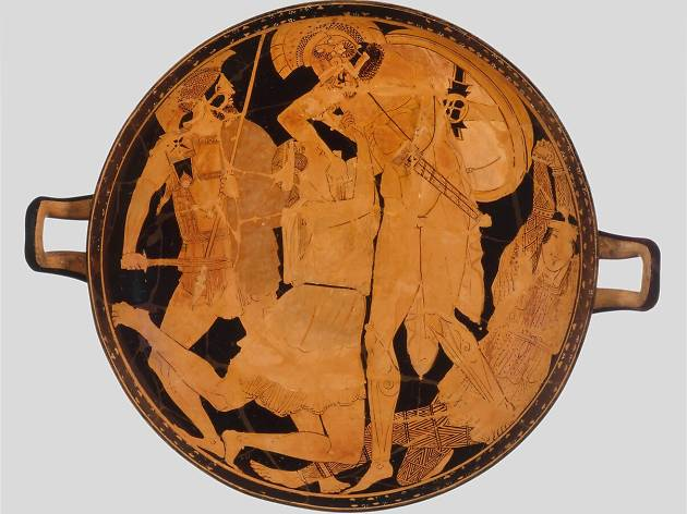 """""""A World of Emotions: Ancient Greece 700 BC–200 AD"""""""
