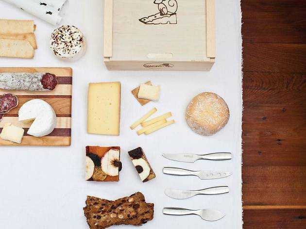 A cheese shop guide to San Francisco