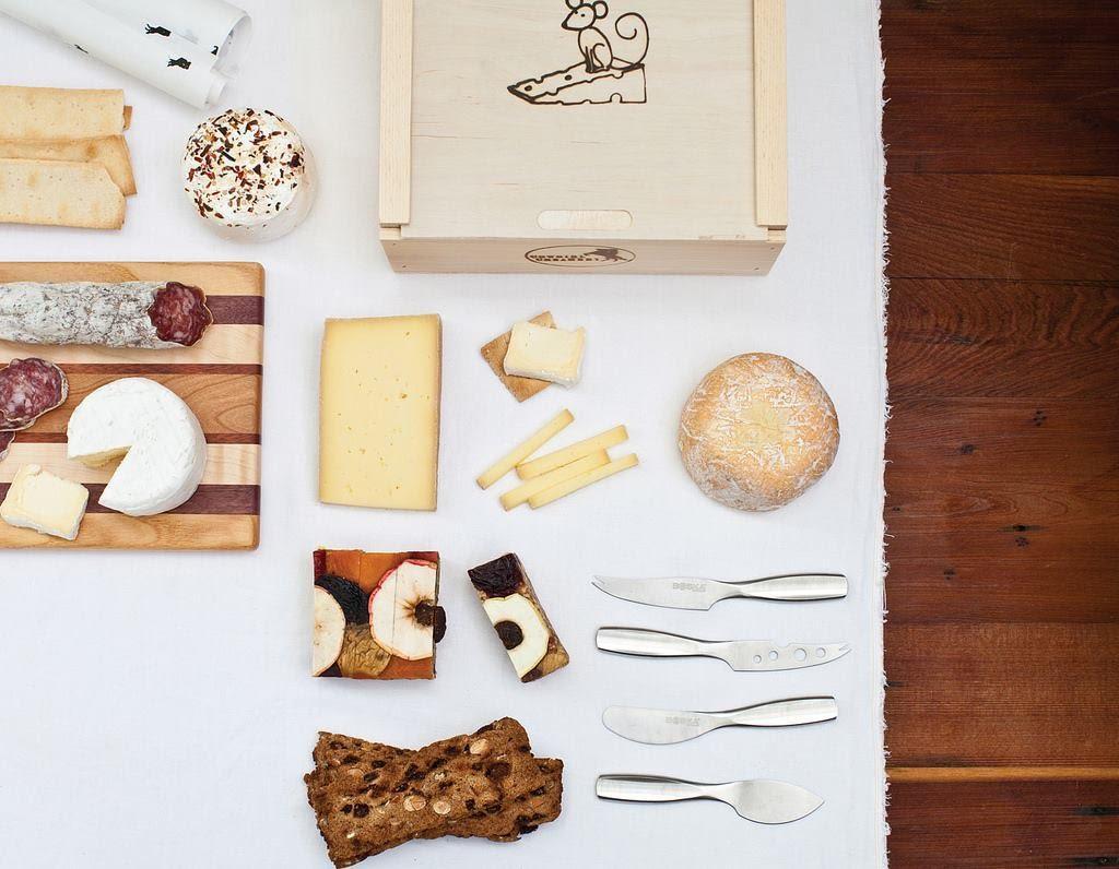 A cheese shop guide to San Francisco