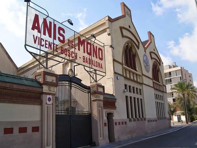 Fàbrica Anís del Mono (Badalona)