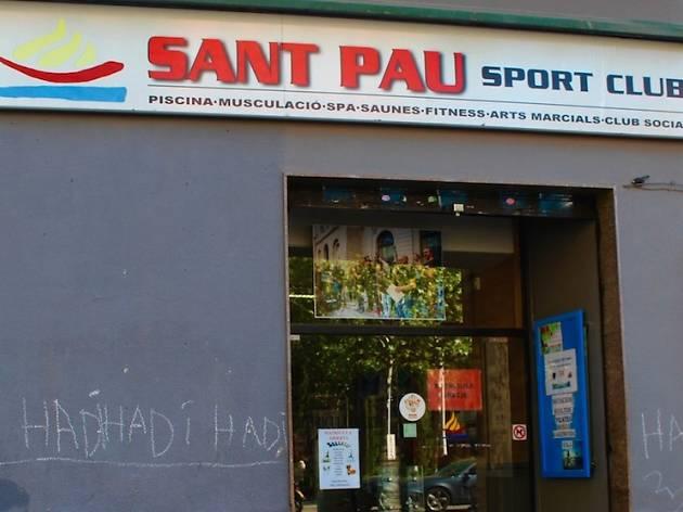 Gimnàs Sant Pau