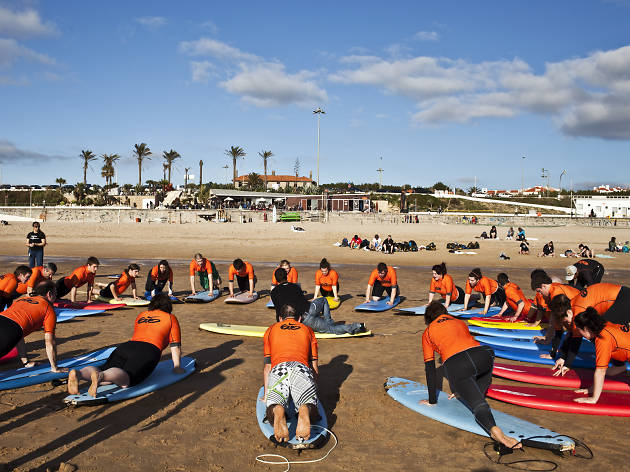 carcavelos surf school