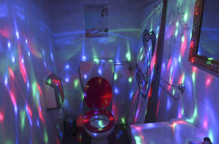 casa de banho do flamingo bar